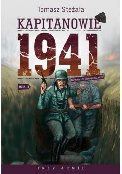 Kapitanowie 1941 T.2 Kryptonim Ubezpieczalnia