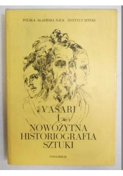 Vasari i nowożytna historiografia sztuki