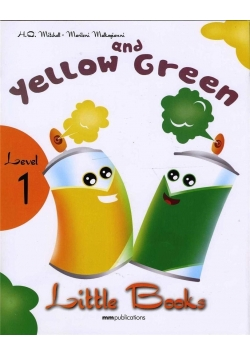 Yellow and Green + CD-ROM SB MM PUBLICATIONS
