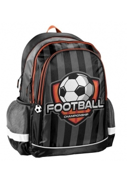 Plecak szkolny Football 18-081FB PASO