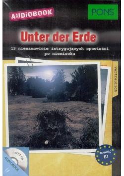 Unter der Erde B1 + audiobook