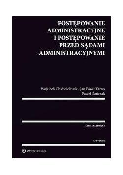 Postępowanie administracyjne i postępowanie...