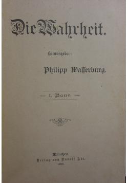 Die Wahrheit I band, 1896r.