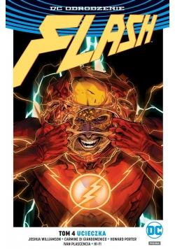 Flash T. 4 Ucieczka
