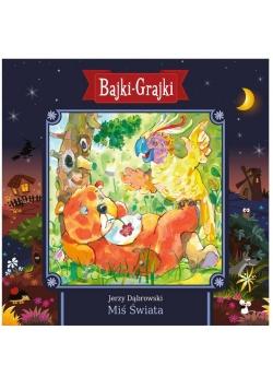 Bajki - Grajki. Miś Świata CD