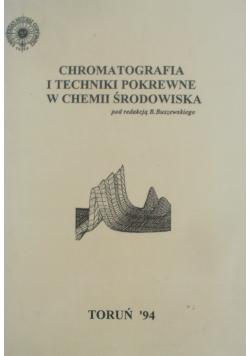 Chromatografia i techniki pokrewne w chemii środowiskowej