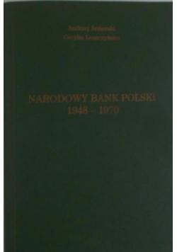 Narodowy Bank Polski 1948 - 1970