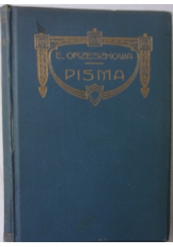 Pisma, 1913 r.