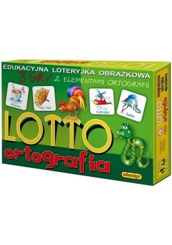 Loteryjka obrazkowa - Lotto ortografia