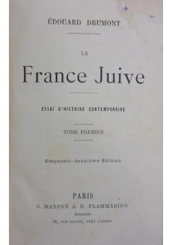 La France Juive, 1886r.