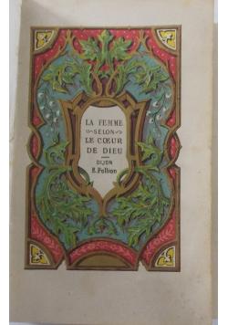 La femme selon le coeur de dieu,1857