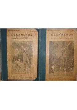 Dekameron, t.I-II, 1925r..