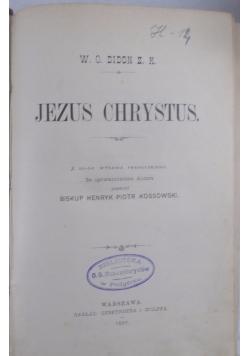 Jezus Chrystus, 1891 r.