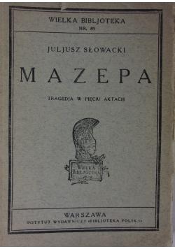 Mazepa, ok. 1924 r.