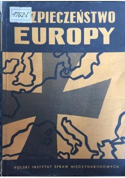 Bezpieczeństwo Europy