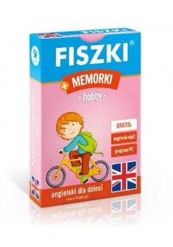 Angielski. Fiszki + Gra Memorki - hobby