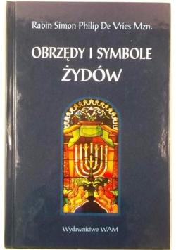 Obrzędy i symbole Żydów