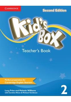Kid's Box Second Edition 2 Teacher's Book