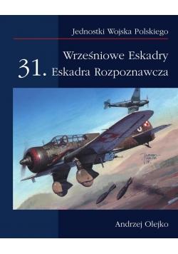 Wrześniowe Eskadry. 31. Eskadra Rozpoznawcza