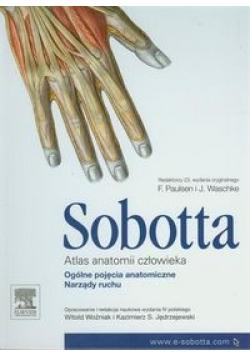 Atlas anatomii człowieka Sobotta T.1 Ogólne pojęci