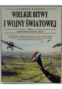 Wielkie bitwy I wojny światowej