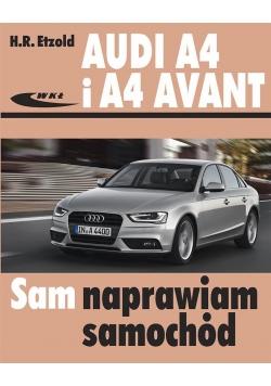 Audi A4 i A4 Avant (typu B8) modele 2007-2015 WKŁ