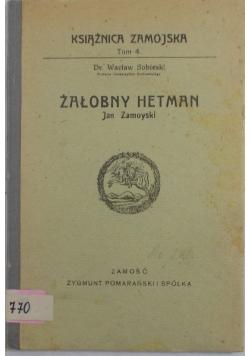 Żałobny Hetman, 1919 r.