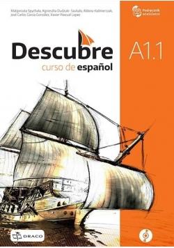 Descubre A1.1 podręcznik + CD DRACO