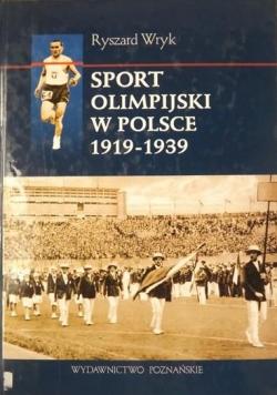 Sport olimpijski w Polsce 1919-1939