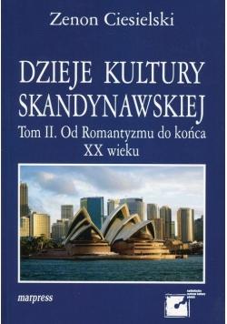 Dzieje kultury skandynawskiej Tom 2