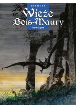 Wieże Bois-Maury T. 6 Sigu
