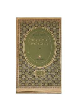 Wybór poezji, 1949r.