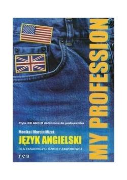 My Profession Podręcznik z płytą CD