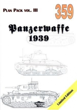 Panzerwaffe 1939. Plan Pack vol. III 359