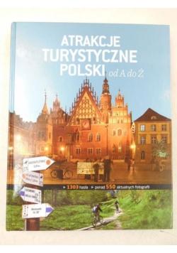 Atrakcje turystyczne Polski od A do Z