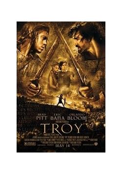 Troy, płyta DVD
