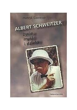 Albert Schweitzer. Życie myśl i dzieło, Nowa