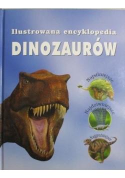 Ilustrowana encyklopedia dinozaurów