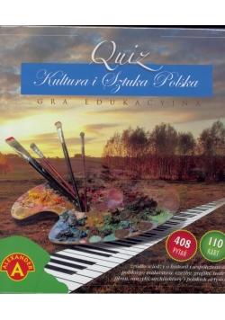 Quiz Kultura i Sztuka Polska ALEX
