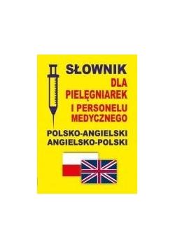 Słownik dla pielęgniarek pol-ang,ang-pol