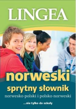 Sprytny słownik norwesko-pol, pol-norweski w.2015