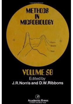 Methods in Microbiology volume 5b