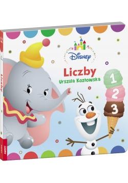 Disney Maluch Liczby