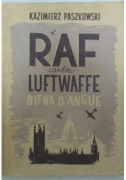 RAF contra Luftwaffe. Bitwa o Anglię, 1946 r.