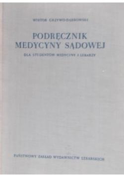 Podręcznik medycyny sądowej