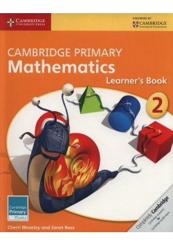 Cambridge Primary Mathematics Learner's Book 2