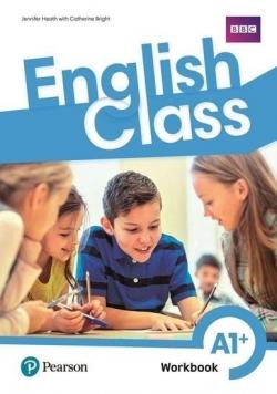 English Class A1+ WB PEARSON