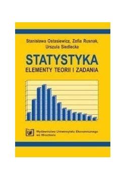 Statystyka Elementy Teorii i Zadania