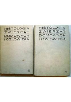 Histologia zwierząt domowych  i człowieka atlas /Histologia zwierząt domowych  i człowieka wydanie II
