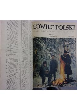 Łowiec Polski organ polskiego związku łowieckiego, 1973-94r.